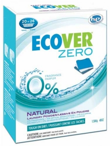 Ecover WHITE ZERO Washing Powder