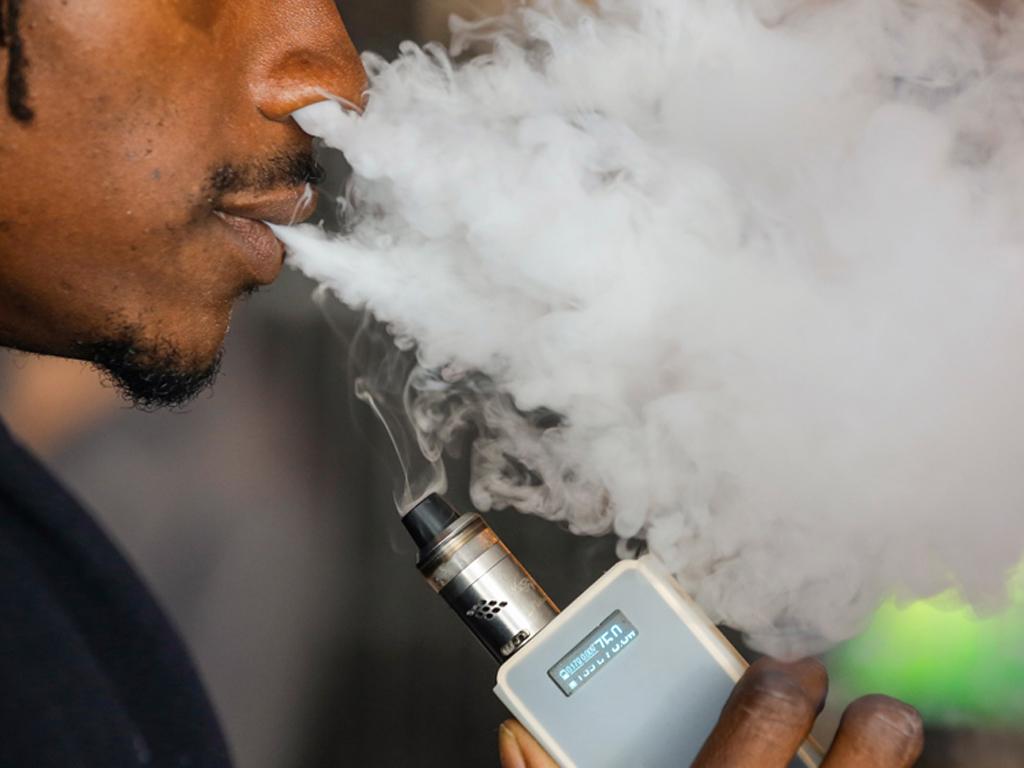 Как сделать больше дыма от электронной сигареты
