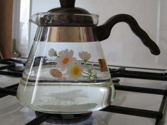 Как правильно выбрать чайник для газовой плиты