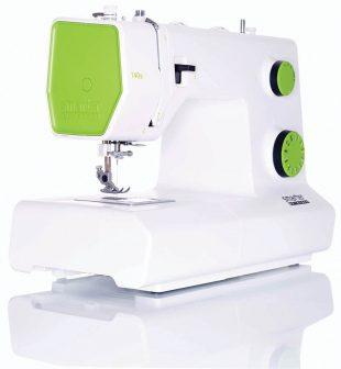 Рейтинг швейных машинок для дома в 2018 году