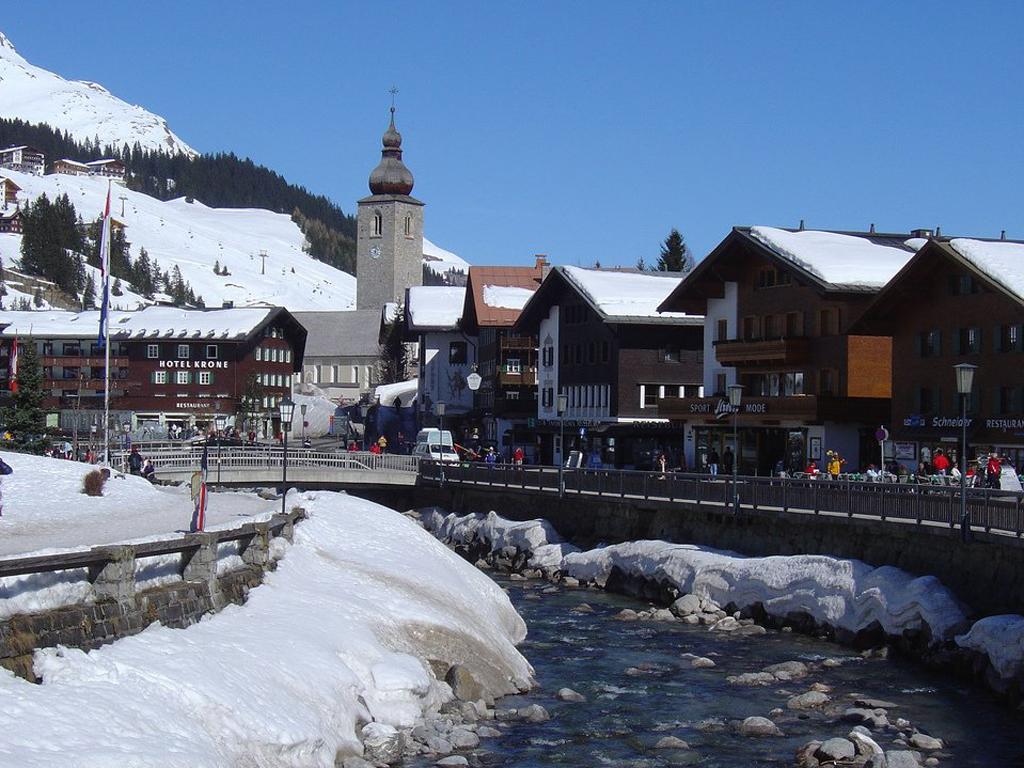 Рейтинг горнолыжных курортов Австрии 2016