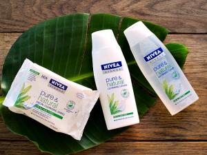 NIVEA-Visage-Pure-Natural-cleansers
