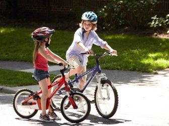 Как правильно подобрать велосипед для ребенка по росту и весу