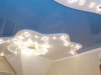 Как правильно выбрать натяжной потолок