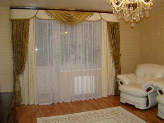 Как правильно выбрать шторы в гостиную
