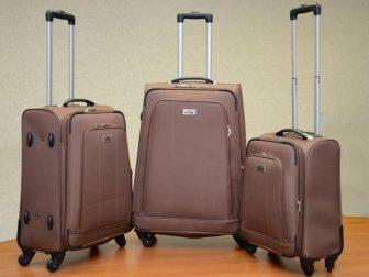 Как выбирать чемодан на колесиках