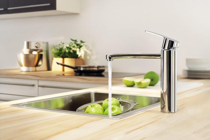 Рейтинг смесителей 2018 года для ванной и кухни