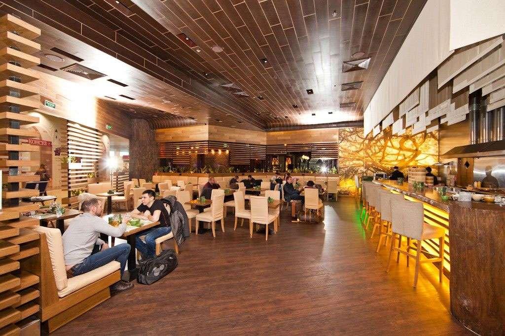Рейтинг ресторанов Москвы от Vesta Dom